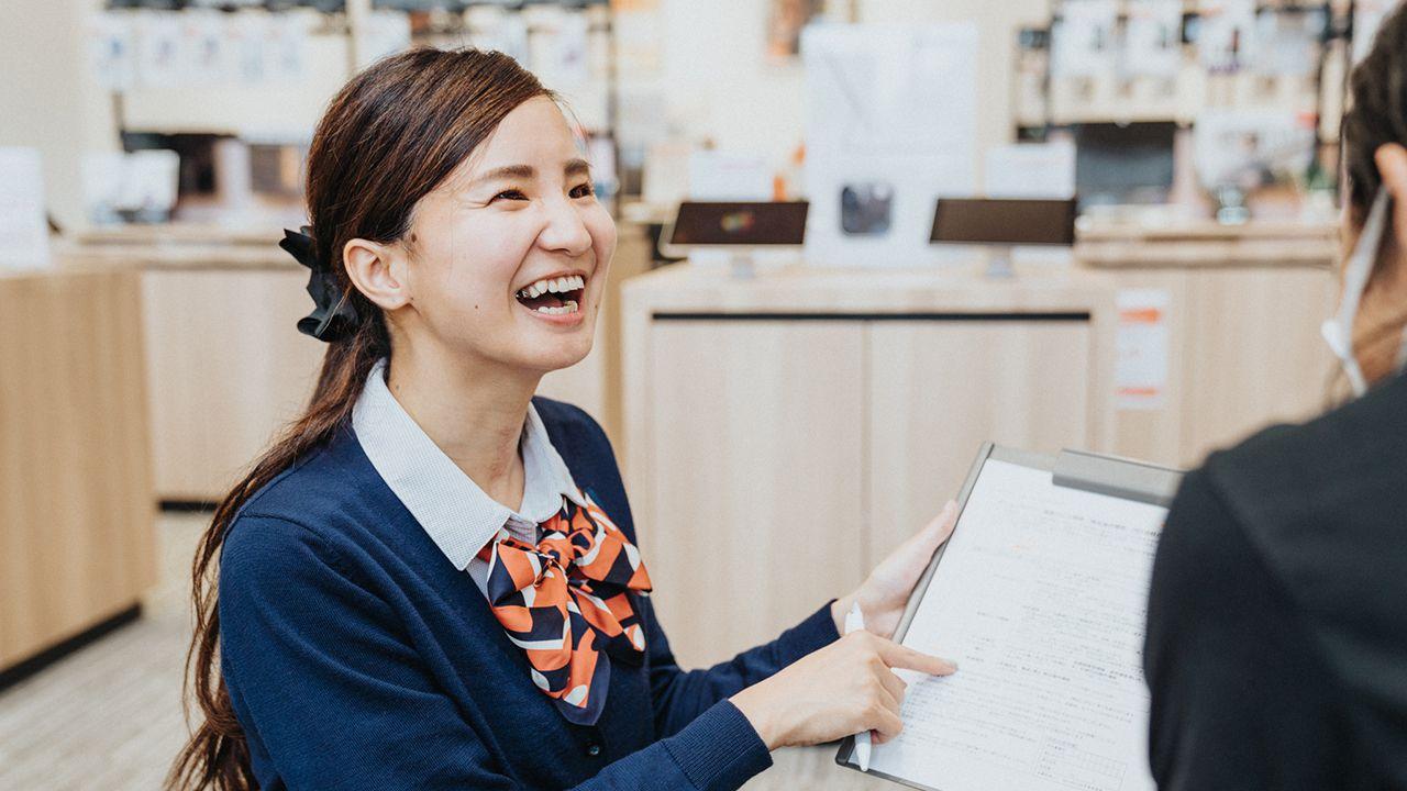 【2023年新卒採用】接客販売スタッフ